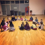 BODY MUSIC AND CIRCLE SINGING - all ages