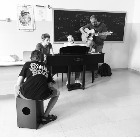 SINGING AND SONGWRITING